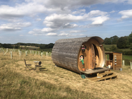 Nordic style, rustic country living and a completely unique creativity and give you the ultimate Glamping experience.